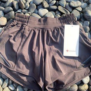 Lululemon Hotty Hot shorts.